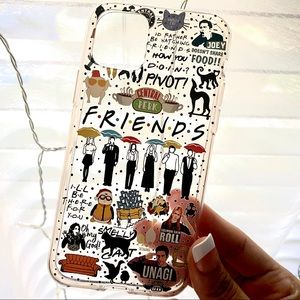 FRIENDS iPhone 11 Pro case